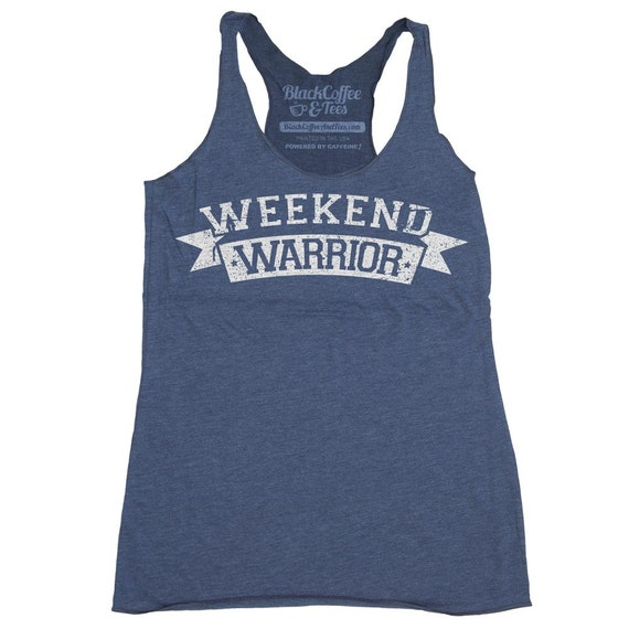 Sunday Funday Shirt - Party Shirt - Sunday Funday Tank Top - Weekend Warrior Hand Screen Printed on a Women's Tank Top