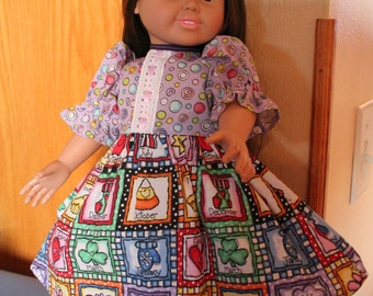 Calendar Girl Dress