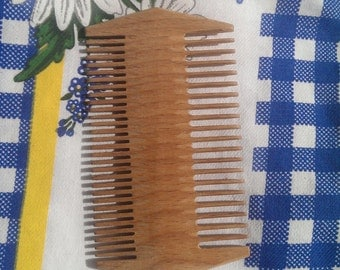 Natural Wood hair comb Wooden hair comb Wood comb Wooden comb Natural Hair brush Wood combs Hair care comb Wooden combs Beard Comb Wood comb