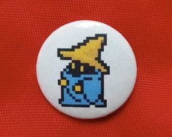 """Final Fantasy Dark Mage 1"""" Pin"""