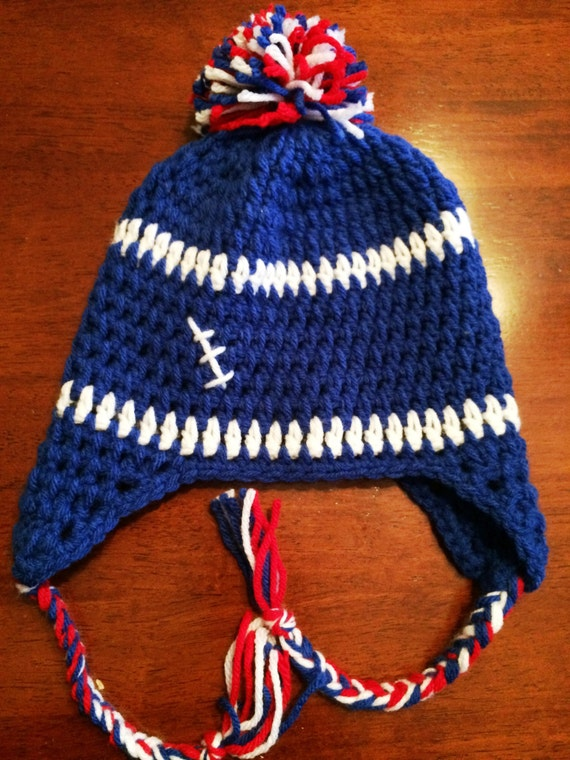 Toddler Hat - NY Giants!