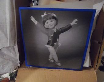 Ashton Drake My little gymnast Doll