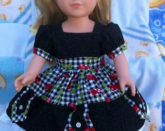 Doll clothes, handmade