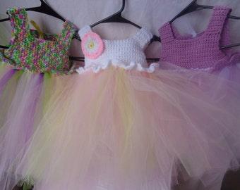 custom tulle dress