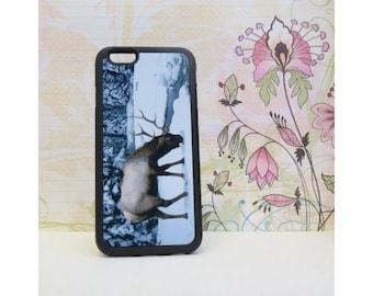 Elk - Rubber iPhone Case