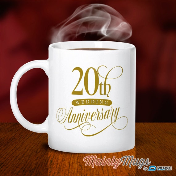 20th Wedding Anniversary China Wedding 20th Wedding Gift