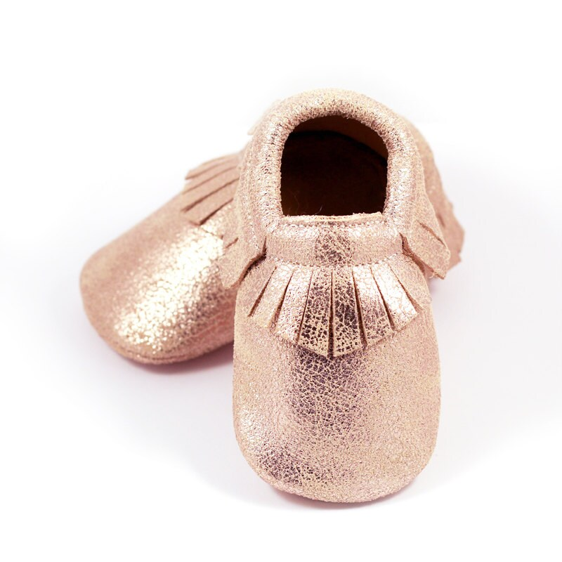 Baby Shoes Moccasins