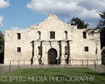 "Alamo Photography, The Alamo Photo, Historical Photography, Architecture, Texas, ""Alamo"""