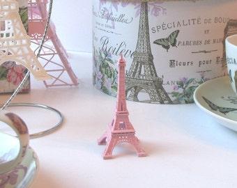 Little Pink Eiffel Tower