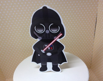 Star Wars Cake Topper Decoration