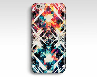 iPhone 6 Case, iPhone 6s Case, Geometric iPhone 5C Case, iPhone 6 Plus Case, iPhone 5s Case, iPhone 4s Case, Galaxy iPhone6 Christmas gift