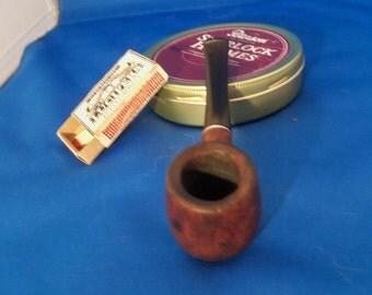 Virgin Briar pipe for restoration