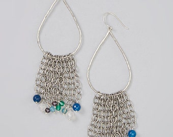 Capri Fringe Earrings