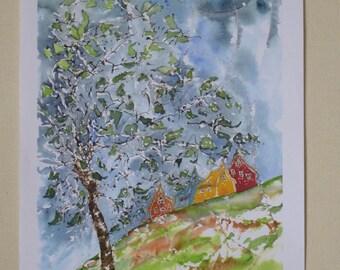 Paint Apple of Hervé