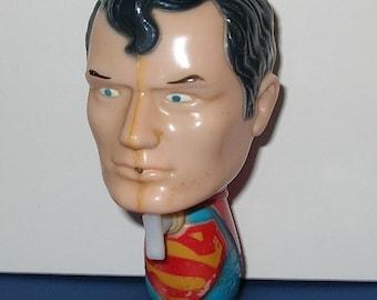 Vintage late 1970s Superman squirt gun