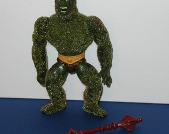 Vintage 1980s Mattel Masters of the Universe Moss Man