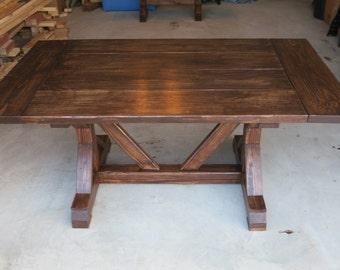 Farm Style Dining Room Table