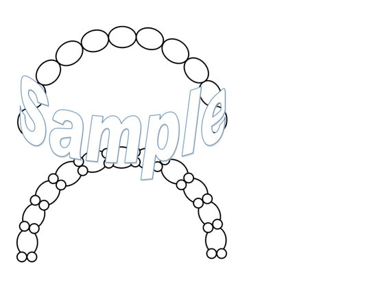 Linky Balloon Arch .PUB File For Digital By BalloonArtClipArt