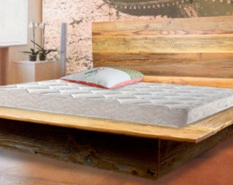 attention the price is reduced individual order twins platform bed reclaimed wood