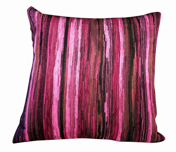 Pink Pillow Cover on Etsy PillowsNMoreThings