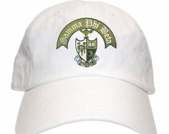 Gamma Phi Beta Crest Hat