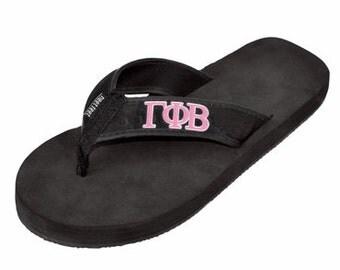 Gamma Phi Beta Flip Flops