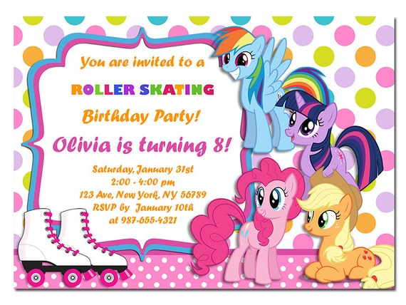 Roller Skating Invitations Free was good invitations template