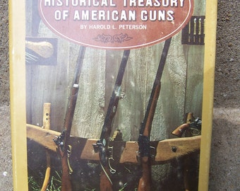The Remington Historical Treasury of American Gun - 1st edition - given to employees with signed letter