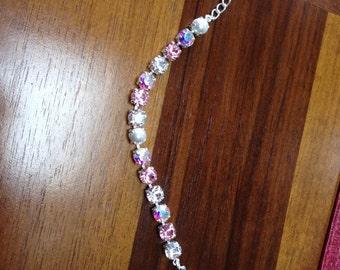 Made for a princess swarovski crystal bracelet