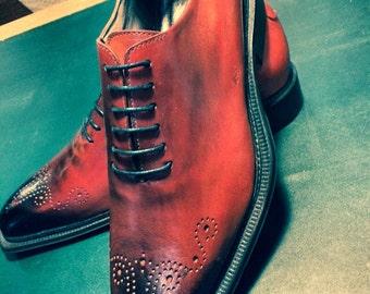 Bespoke Italian Shoes