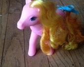 RESERVED for Robin. Goldilocks, G1 My Little Pony