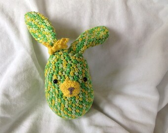 Crochet amigurumi Bunny/Crocheted amigurumi Bunny