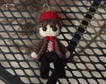 Dr. Who - 11th Doctor [Matt Smith] Amigurumi Plush