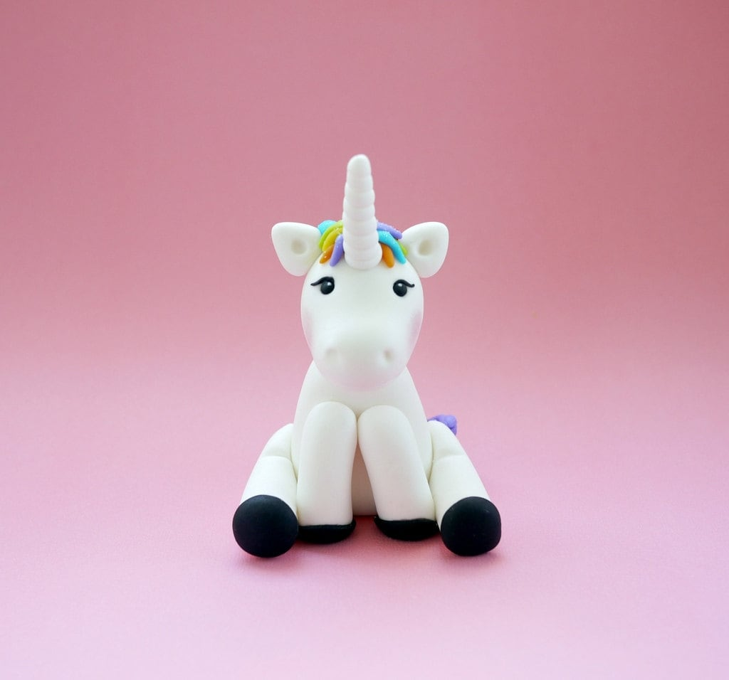 how to make a unicorn topper