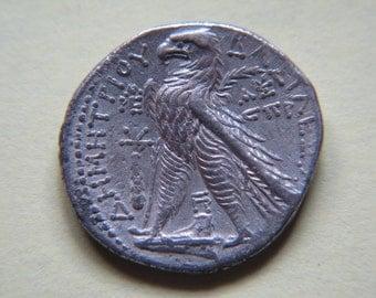 Seleucid Empire, Demetrios II Nikator, Second Reign , 129-125 BC
