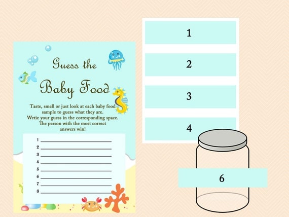For Every Crowd Babycenter 30 Baby Shower Game Food Ideas