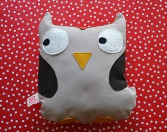 Gustavo Owl Plush Toy Medium