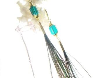"Earring ""Princess Jasmine"""