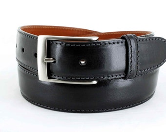 Genuine, Authentic Italian Calf Belt