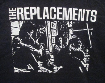 The Replacements T-shirt ~~FREE SHIPPING~~ Paul Westerberg Let it Be Big Star