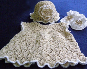 summer dress for the baby