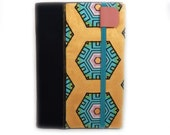 Kindle Cover - Southwest Honeycomb - geometric hardcover fits Paperwhite, Touch, and NEW basic Kindle with touch screen - eReader case