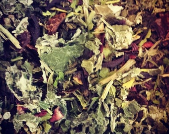 Custom Herbal Tea for Healing and Bringing Magic into your Life.