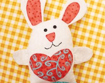 Little Love Bunny Sewing Pattern