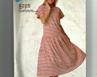 Simplicity  Misses' Dress Pattern 9225