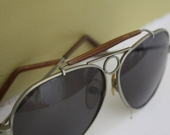 LAST PAIR Aviator Sunglasses Glasses / Like RayBan / Top Bar / Wedding Party