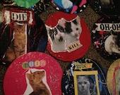 Cat Art GRAB BAG #2