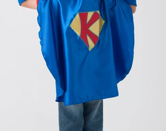 Set of 3 Personalized Custom Kids Capes and (3) matching masks - Custom Superhero Cape - Boys Cape - Girls Cape - Super Hero Capes with Mask