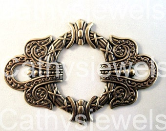 Celtic Design Filigree Stamping