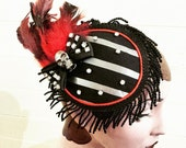 SALE Miss Scully fascinator